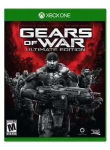 Downloadable Gears Of War Ultimate Edition XBOX ONE Oakville / Halton Region Toronto (GTA) image 1