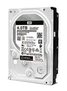 Gaming HDD, Hard Drive, Disque dur  WD Black Performance 4TB 3.5