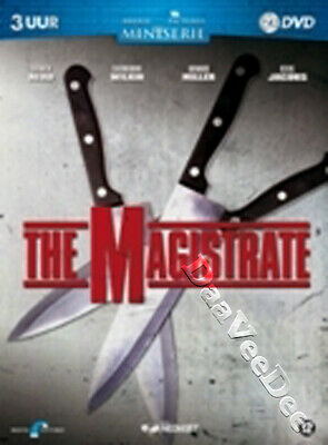 The Magistrate (Mini-Series) NEW PAL Cult 2-DVD Set Franco Nero Catherine Wilkin