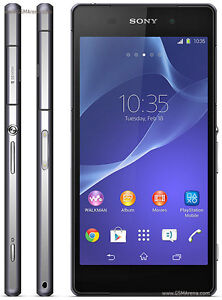 Sony Xperia Z2 with Bell