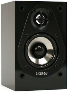 Energy Take Classic Bookshelf Speakers (Pair) - NEW IN BOX
