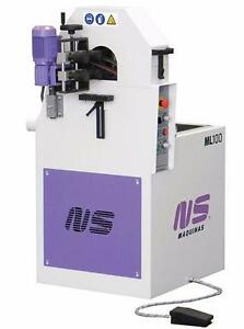 Round Tube Polishing and Finishing Machine