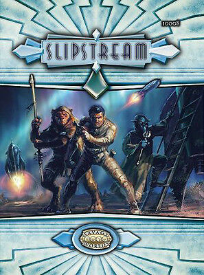 Savage Worlds Slipstream  34 99 Value  Pinnacle Entertainment Group