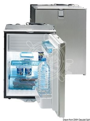 Waeco CR50 SS fridge 48 l 12 24 V, used for sale  Shipping to Canada