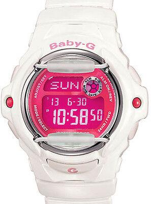 G-Shock Baby-G Watch -BG 169R-7D White / Pink [Watch] Casio