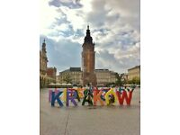 Travel colleague required for trip to Poland in September-£0!