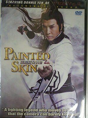 painted skin  -Hong Kong RARE Kung Fu Martial Arts Action movie  NEW