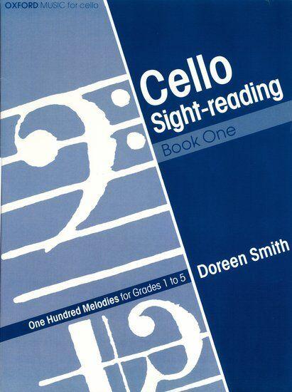 Cello Sight-reading Book 1, Paperback; Smith, Doreen. - 9780193850040