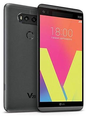 LG V20 - 64GB - Titan (Sprint) Smartphone A