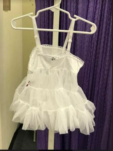 NEW B796, Whole Body, Short,  adjustable, 1-Layer Formal Slips Size 6-24 Month