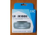 JJC Lens hood for Fuji X100 series cameras