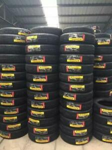 **DEALS CHEAP PRICES** Package of 4 All Season Tires **NO TAX** **FREE INSTALL & 2 YEARS WARRANTY**