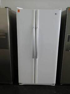 Second hand Fridge/Freezer LG 581 Litre ( SFF 114 ) Helensvale Gold Coast North Preview