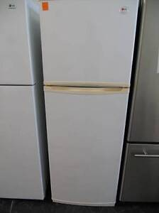 Second hand Fridge/Freezer LG 339 Litre (SFF 276 ) Helensvale Gold Coast North Preview