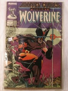 Old Comics - Marvel Comics Wolverine #1-5