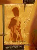 Barth: Nostalgia Figura Fatto - Immagine 60x80 Quadro Su Tela -  - ebay.it