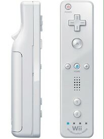 Wii remote WANTED