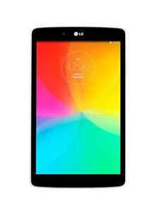 "LG G Pad Tablet 8"" Screen"