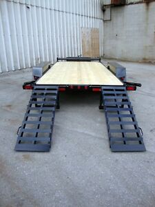 Canadian Made - Bobcat HD Low-Bed Float Trailers Kitchener / Waterloo Kitchener Area image 5