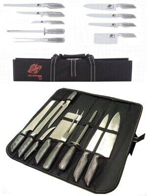 Cuchillos/Cuchillo de Cocina Profesional Acero Inoxidable Set 9 Piezas En