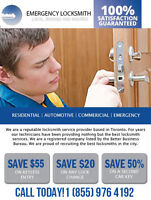 Fast & Reliable - 24 Hours Locksmith Service