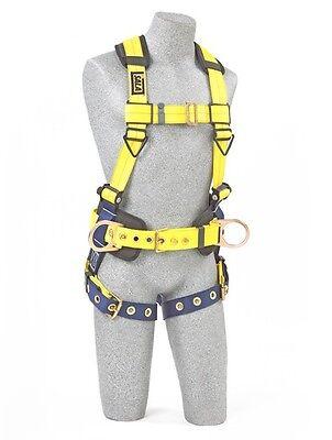 Dbi-sala Delta Construction Style Positioning Harness Size Medium 1101654