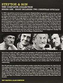 Steptoe and sin - Complete Collection