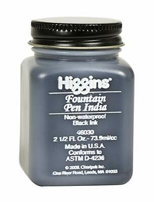 Higgins Fountain Pen India Ink - India Ink
