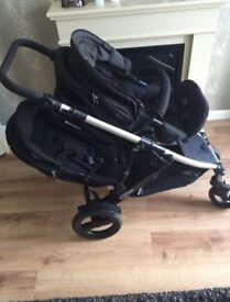 Britax B Dual pushchair