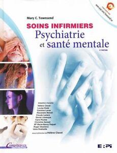 Livres soins infirmiers ; Psychiatrie