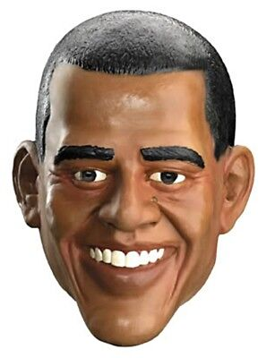 Erwachsene Politisch Obama President Regierung Maske Kostüm
