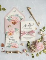 Create Affordable Compelling Wedding Invitations/Designs