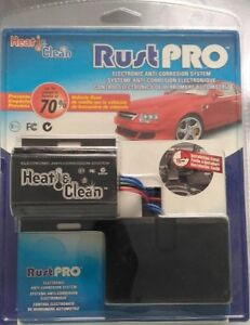Rust Pro Electronic Auto Rust Prevention