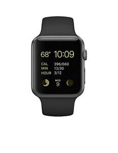 Apple Watch Series 2 42mm + Accessories