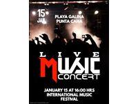 International Music Festival in Punta Cana