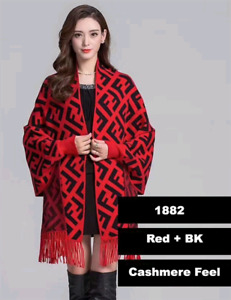 CASHMERE FEEL FULL SIZE SHAWLS NEW COLLECTION FOR FALL .