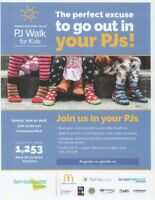 PJ Walk For Kids - Ronald McDonald House