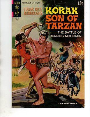 Korak, Son of Tarzan #42- Gold Key Comic 1971-FN