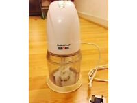 Food chopper brand new condition