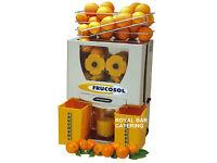 Frucosol F 50 automatic orange juicer