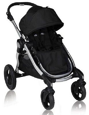 NEW Baby Jogger City Select Onyx Single Child Stroller on Rummage