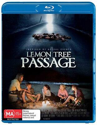 Lemon Tree Passage New Cult Blu Ray Disc D  Campbell J  Tovey N  Gunn Australia