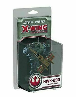 Star Wars X-Wing: HWK-290 Expansion Pack + Kyle Katarn 2nd Edition READY!