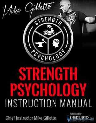 Mike Gillette - Strength Psychology [Health Fitness Video]
