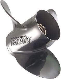 HELICE MERCURY VENGEANCE 13.5X23 3RH SS 3BL 16320A46