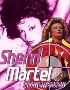 Sherri-Martel-Shoot-Interview-Wrestling-DVD-WCW-WWF