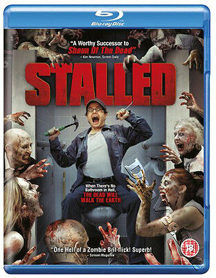 Stalled New Cult Blu Ray Disc Christian James Dan Palmer A  Bernath T  Payne