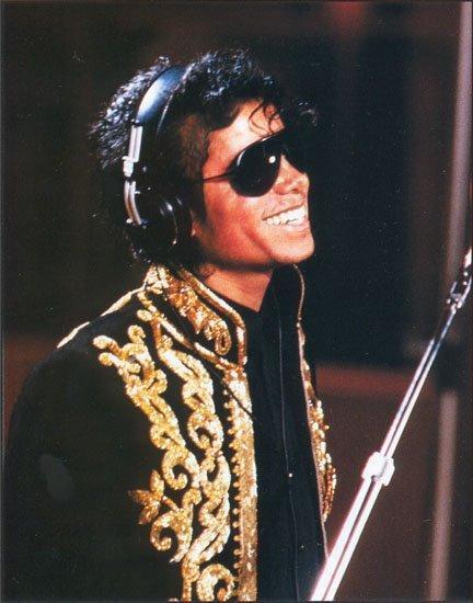 Michael Jackson We Are The World Jacket