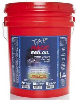 5 Gal. Tap Magic Eco-oil Biodegradable Fluid Pail-for Drillingtappingmilling