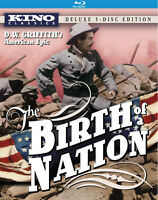 D.W. GRIFFITH'S THE BIRTH OF A NATION - BLUE-RAY DELUXE 3-DISC